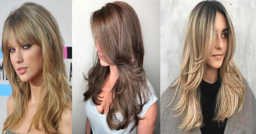 Layers Haircut With Bangs 66