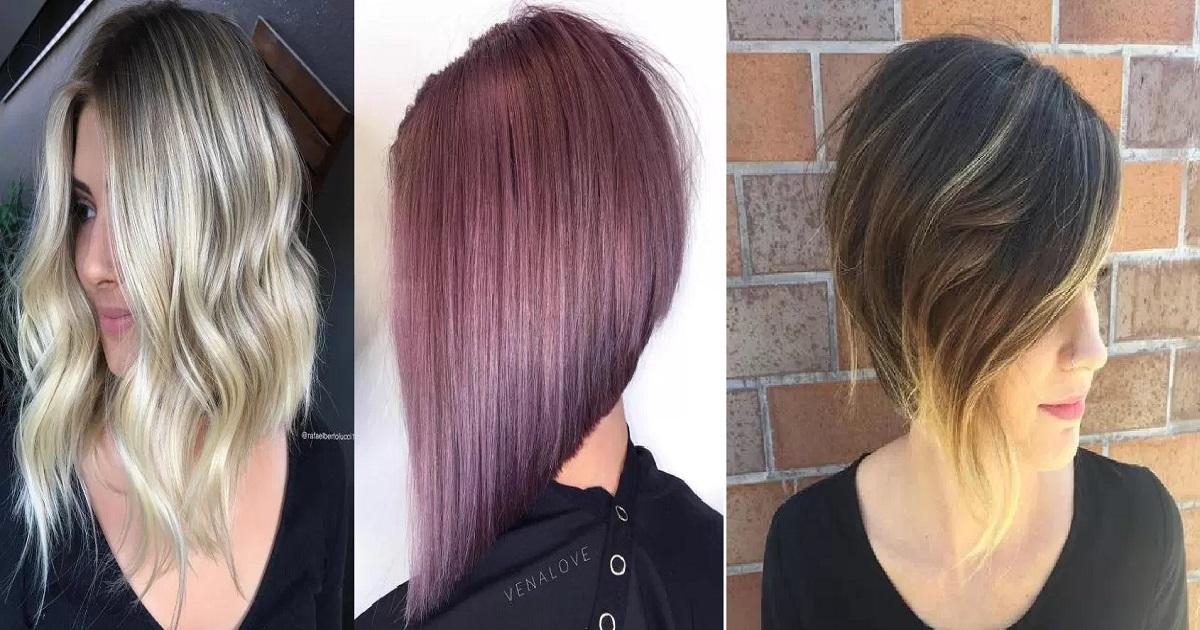 18 Chic Angled Bob Haircuts Hairslondon