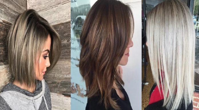 V Cut Choppy Layers Hairslondon