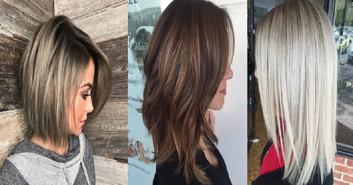 18 Medium Length Haircuts For Thick Hair