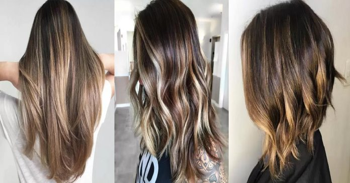 18-Natural-Looking-Brunette-Balayage-Styles