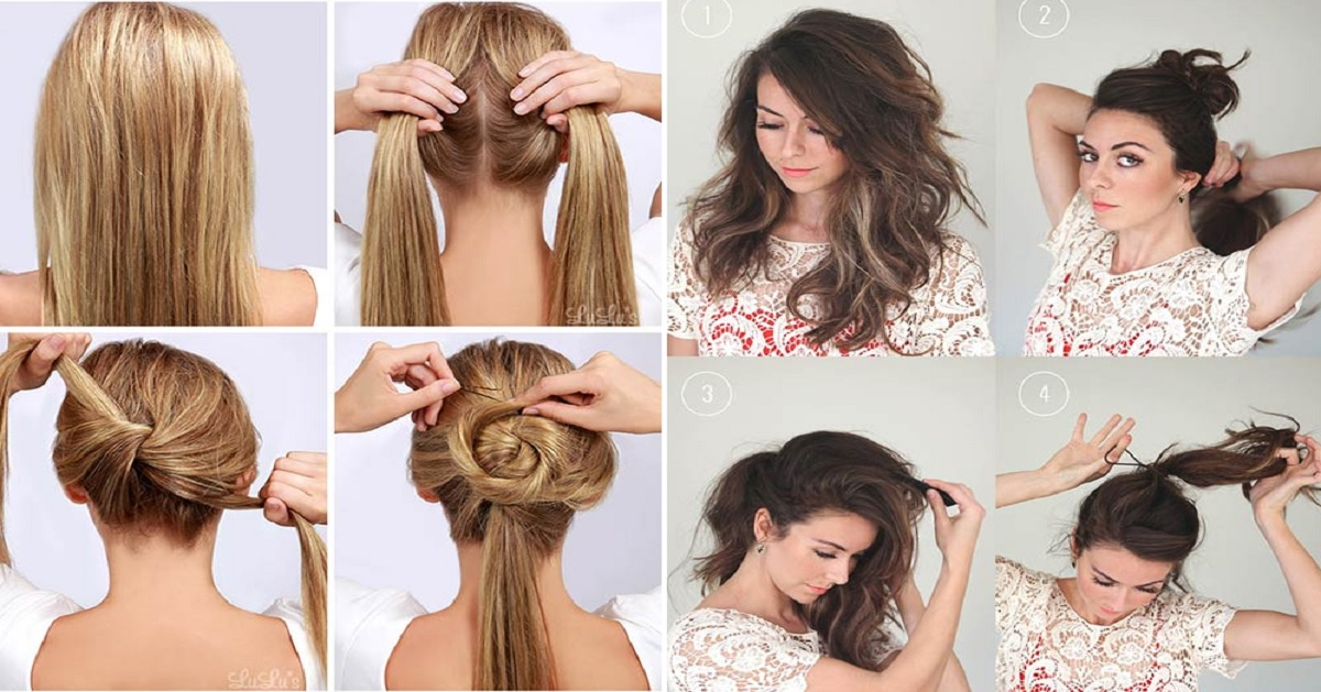 19 Awesome Hairstyles For Girls With Long Hair Hairs London