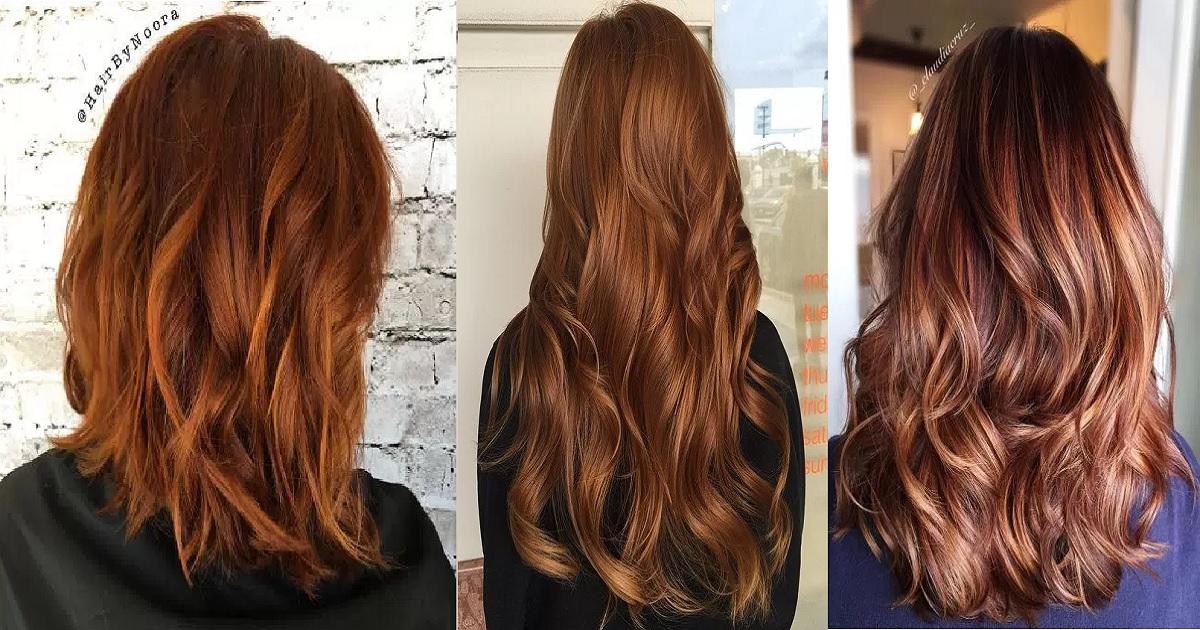 22 Fresh Trendy Ideas For Copper Hair Color Hairslondon