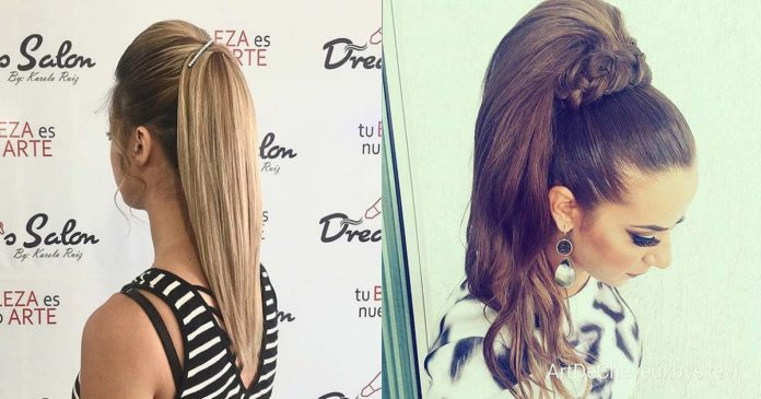 18-Elegant-Ponytail-Hairstyles-for-Special-Occassions