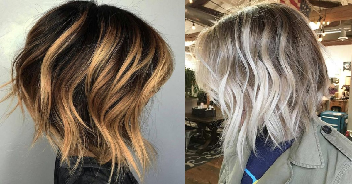 20 Stunning Balayage Hair Colors On Short Hair