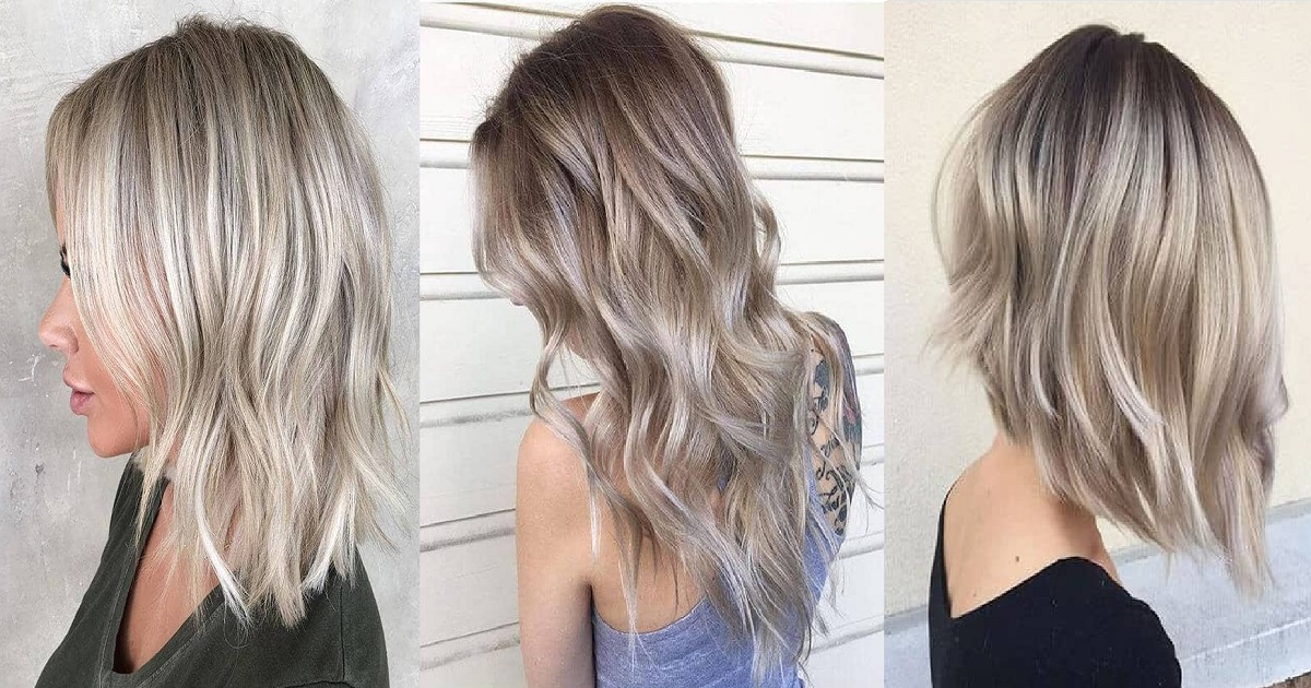 24 Adorable Ash Blonde Hairstyles 2019 Hairs London