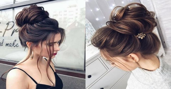 24-Ways-to-Style-Your-Hairstyle-Up-with-Buns