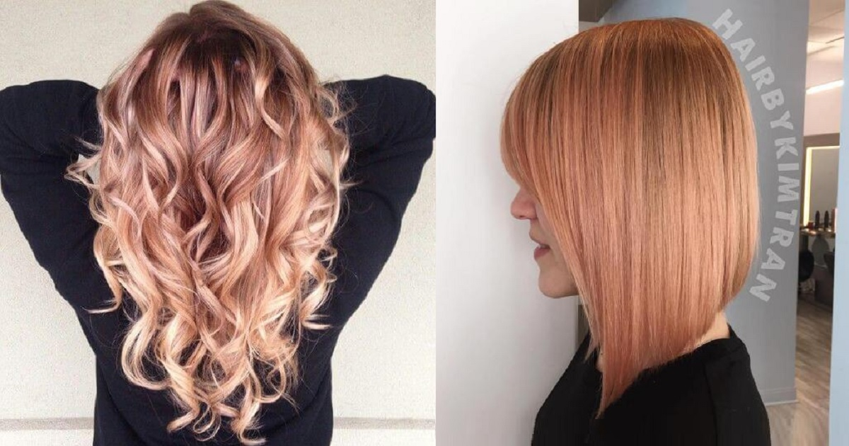 24 Of The Most Trendy Strawberry Blonde Hair Colors For This Year