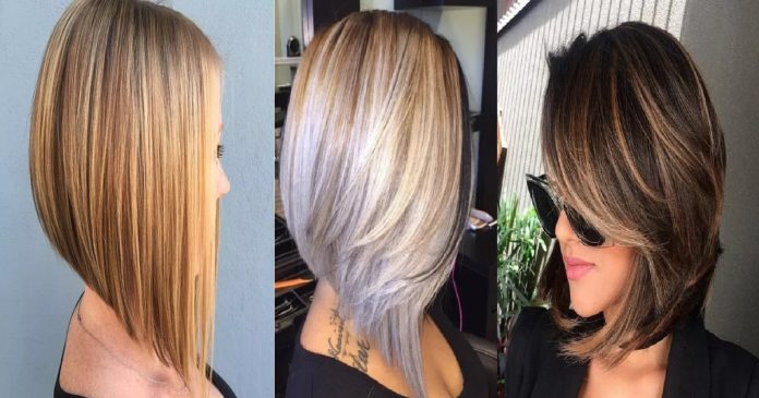 20 Gorgeous A-Line Bob Hairstyles