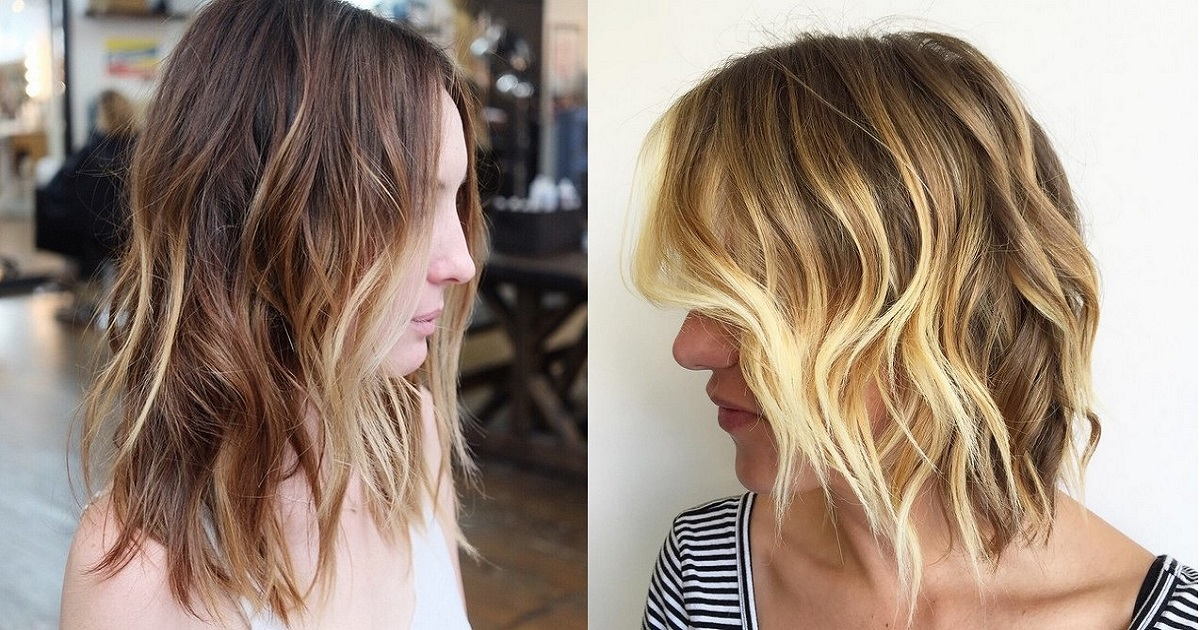 21 Choppy Bob Hairstyles Latest Most Popular Hairstyles For Women