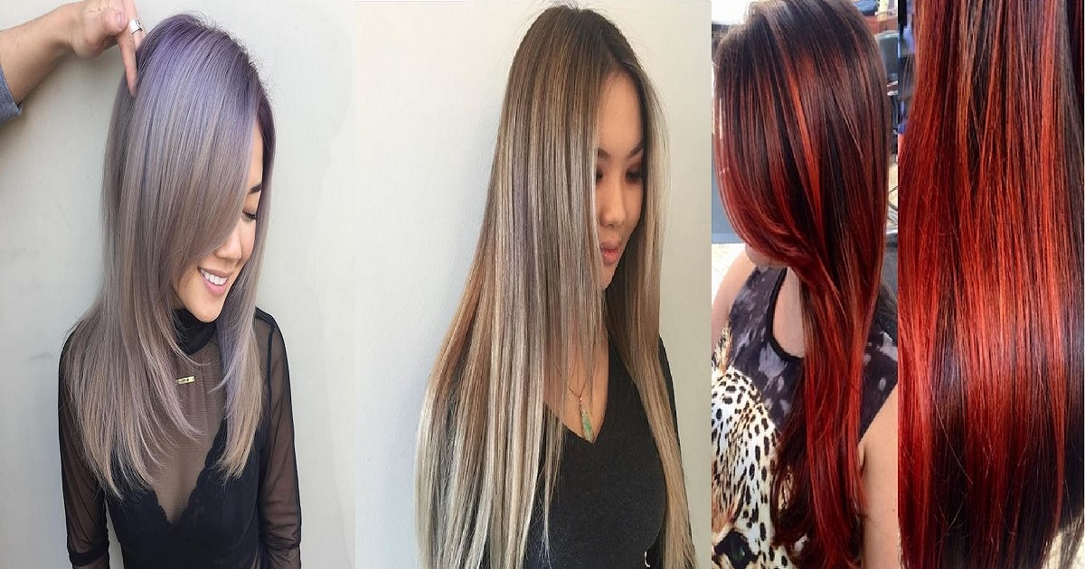 30 Best Balayage Hairstyles For Straight Hair For 2018