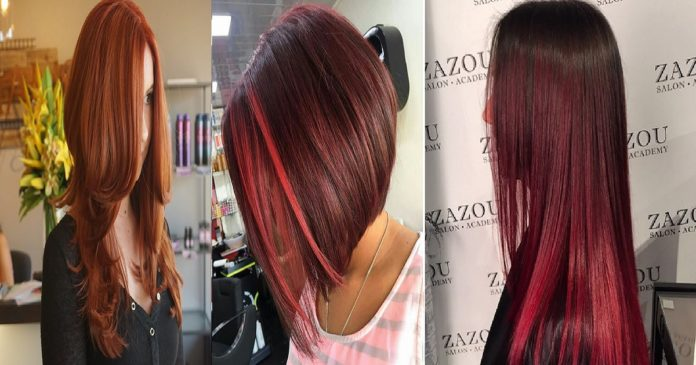28-Red-Hair-Color-Ideas-For-Women-Kissed-By-Fire-for-2018