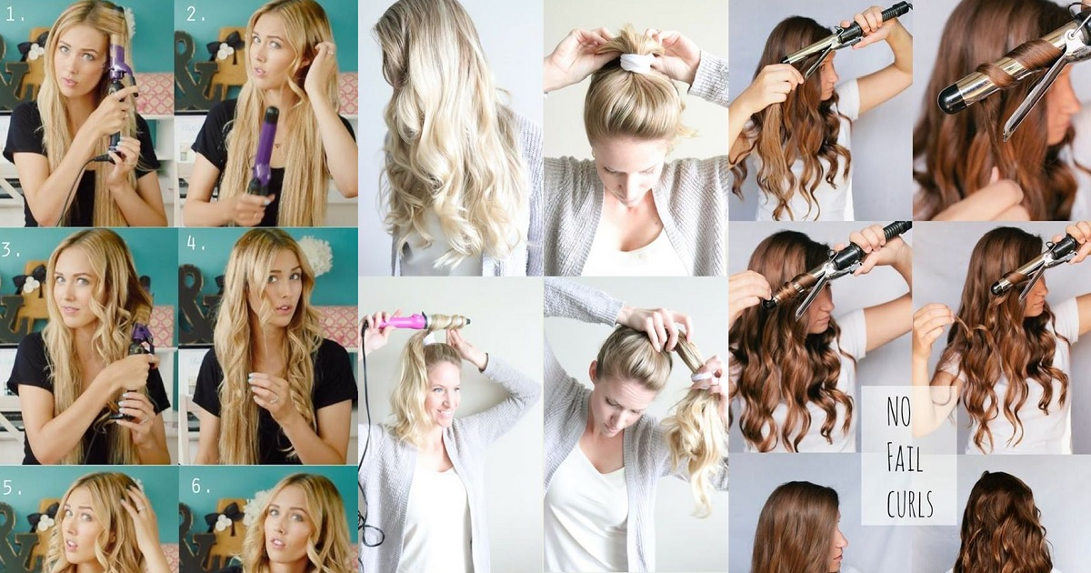 47 Beautiful Loose Curl Hairstyles With Tutorial Hairslondon