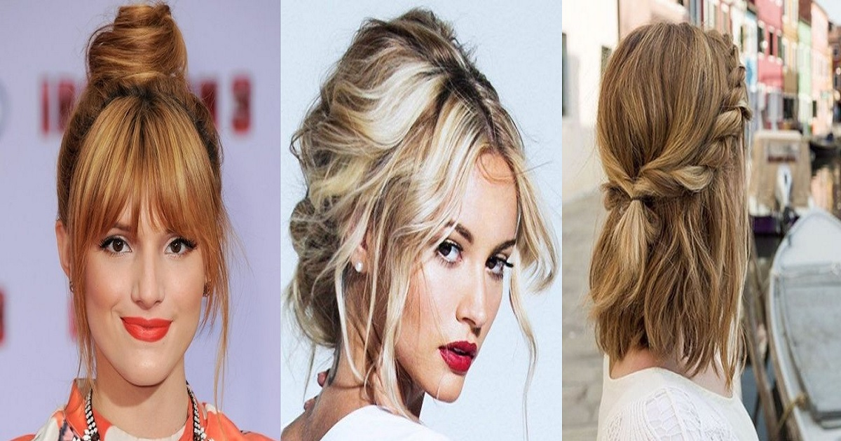 51 easy updos for short hair to do yourself hairslondon 51 easy updos for short hair to do yourself solutioingenieria Choice Image