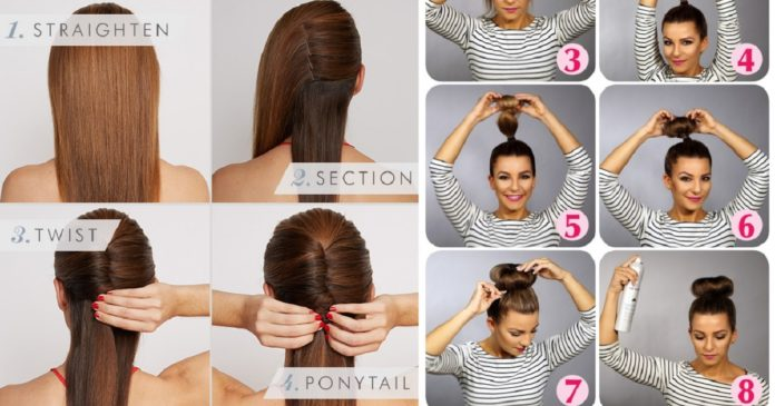 50-Do-It-Yourself-Easy-Hairstyles-With-Tutorial