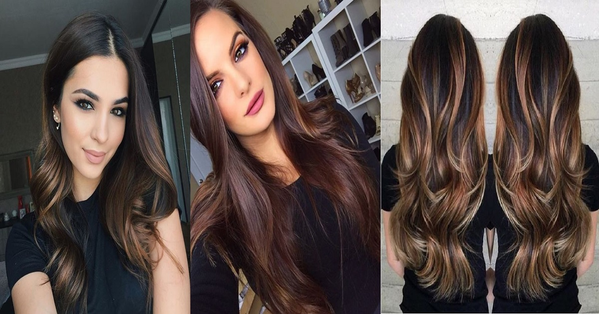 brunette hair styles 50 stunning shades of hair that you will 1833 | 55 Stunning Shades of Brunette Hair That You Will Love