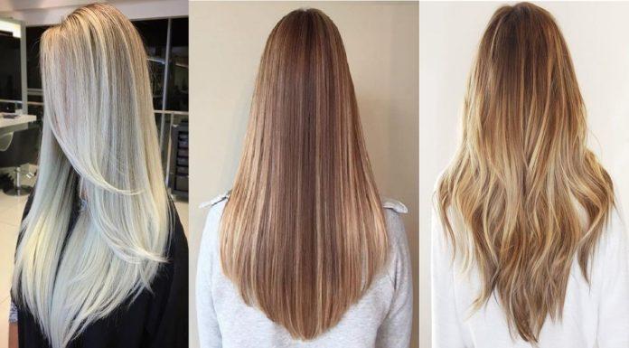 V Shape Haircuts Hairslondon