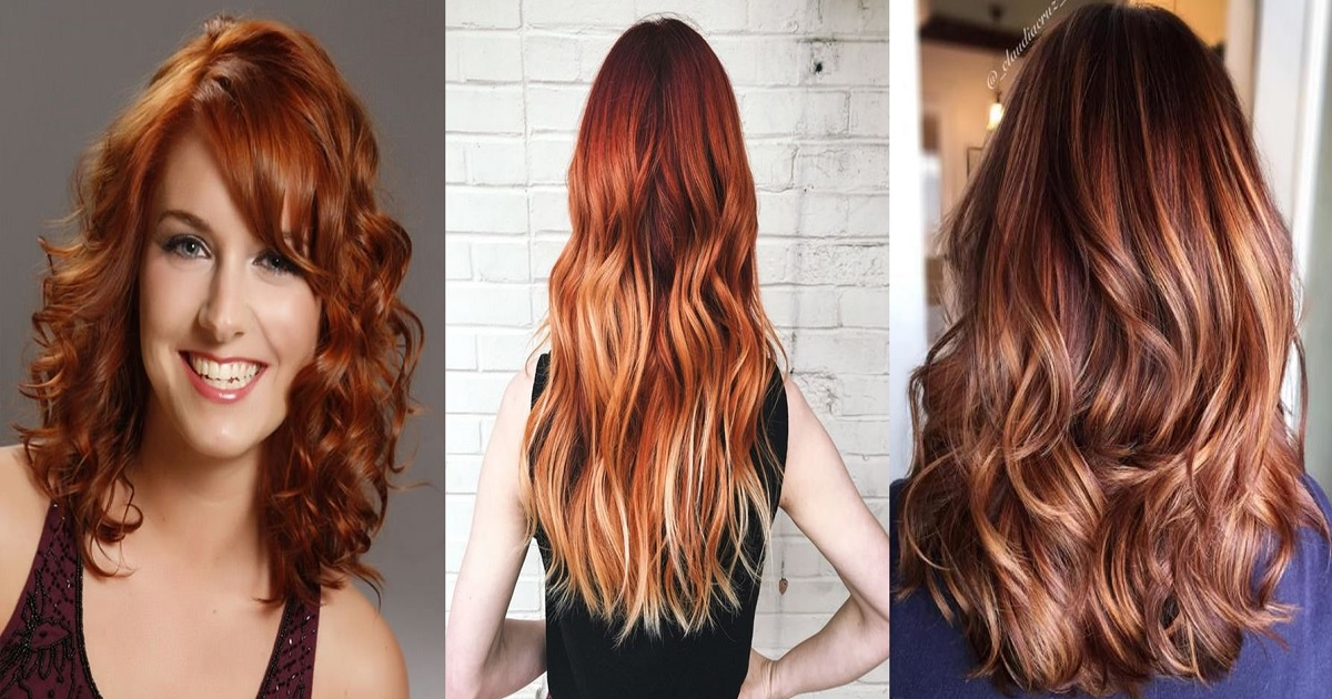89 Trendy And Beautiful Copper Hair Color Ideas Hairslondon