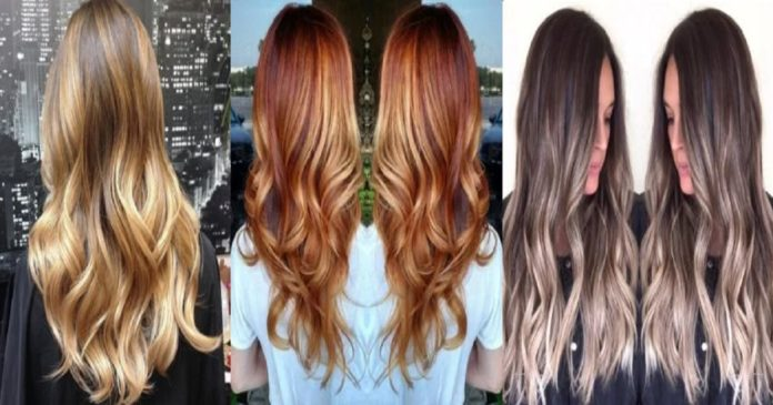 Blonde Balayage Hair Color Ideas And Looks