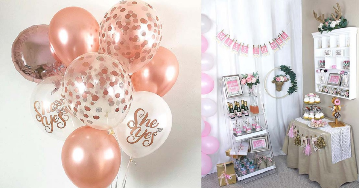23 Affordable Amp Fun Bachelorette Party Decorations Hairs