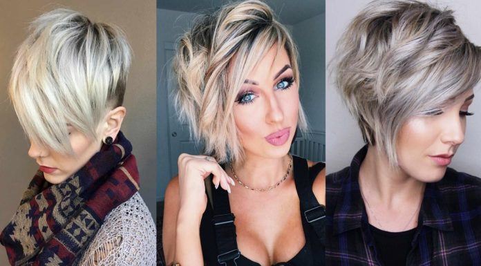 27 EASY SHORT HAIR WITH BANGS STYLES