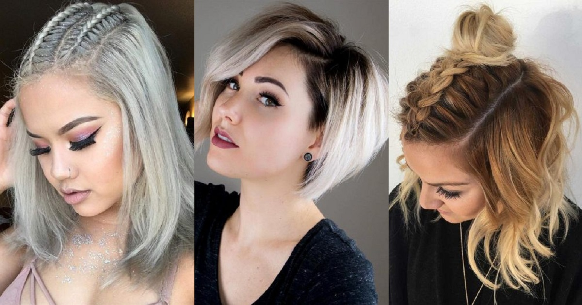 27 Short Hairstyles To Wear At The Christmas Party