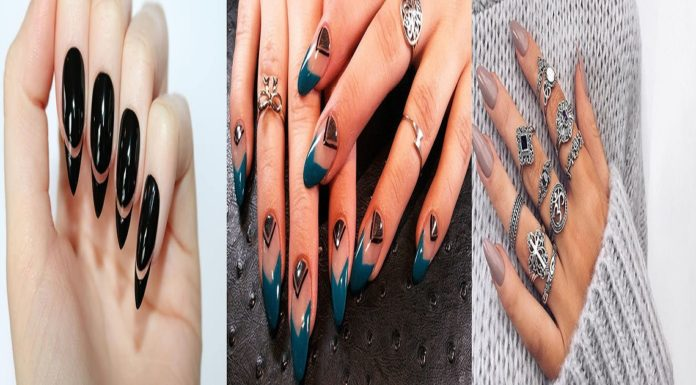 28 STUNNING ALMOND SHAPE NAIL DESIGN IDEAS