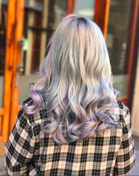 30 Lavender Hair Ideas 11