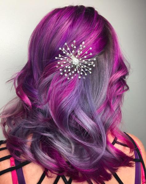 30 Lavender Hair Ideas 13