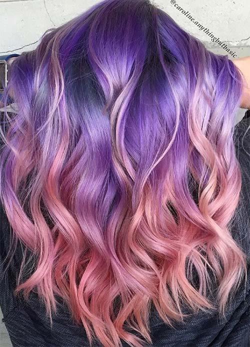 30 Lavender Hair Ideas 15