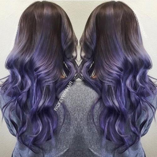 30 Lavender Hair Ideas 19