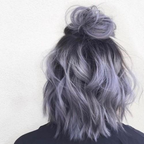 30 Lavender Hair Ideas 23