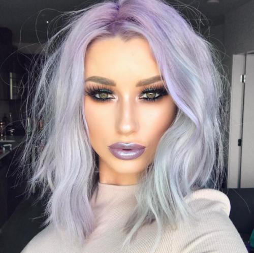 30 Lavender Hair Ideas 26