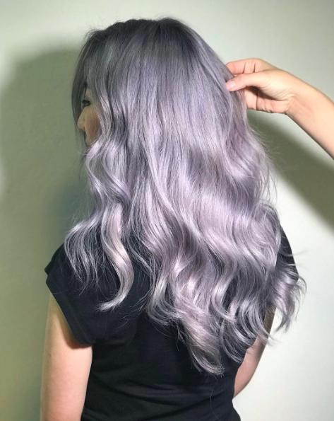 30 Lavender Hair Ideas 4