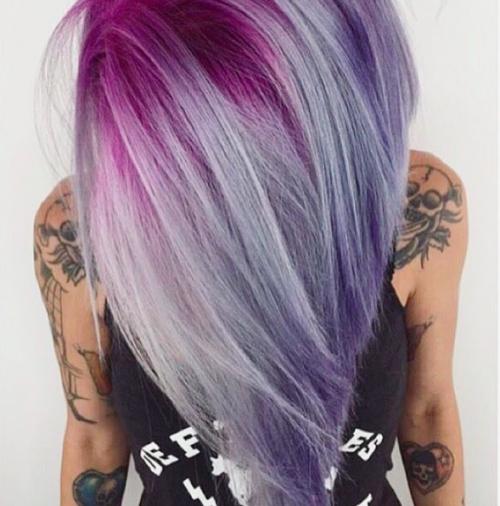 30 Lavender Hair Ideas 9