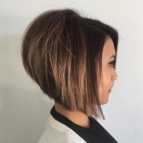 30 Stacked bob haircuts 27