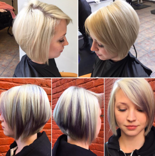 30 Stacked bob haircuts 3