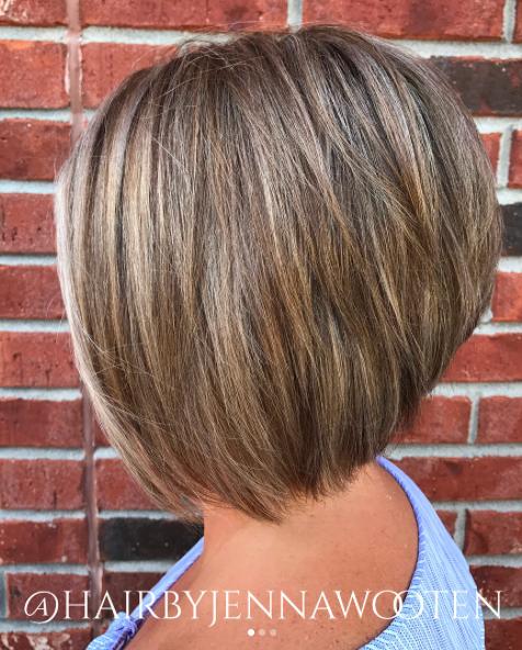 30 Stacked bob haircuts 9