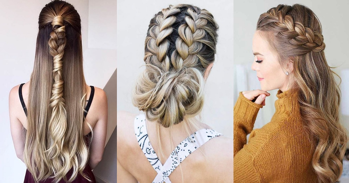33 NOT-BORING FRENCH BRAID HAIRSTYLES FOR ANY HAIR TYPE