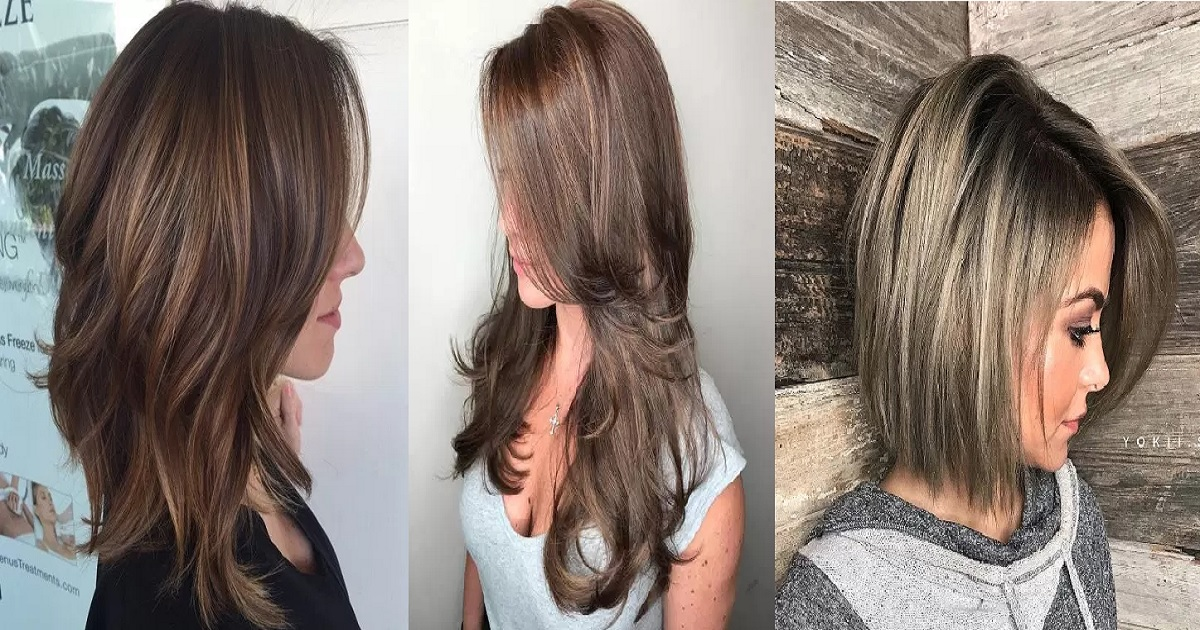 Hairstyles 2019: 36 Best Layered Haircuts, Hairstyles & Trends 2019