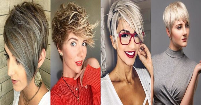 Hairstyles 2019: 39 Best Short Pixie Cut Hairstyles 2019