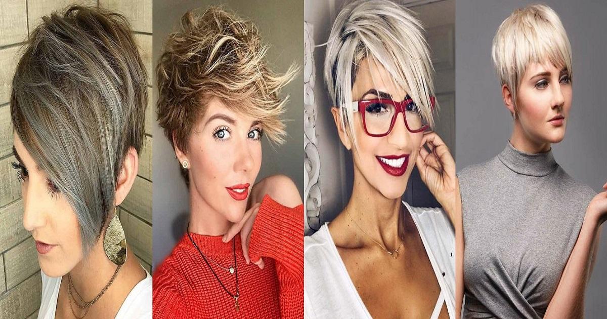 39 Best Short Pixie Cut Hairstyles 2019