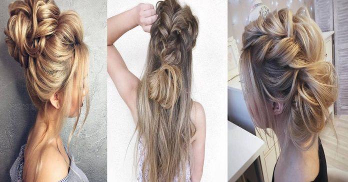 40-Chic-Messy-Bun-Hairstyles