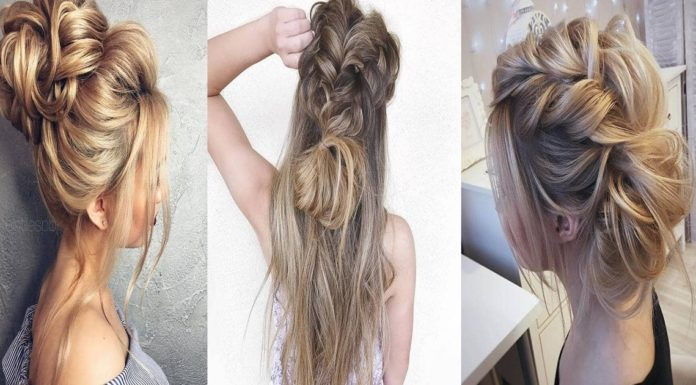 40-Chic-Messy-Bun-Hairstyles