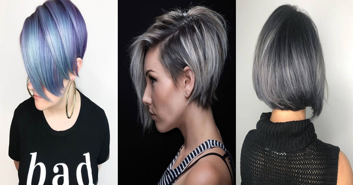 40 Quick and Fresh Short Hairstyles for Fine Hair that Rock the ...