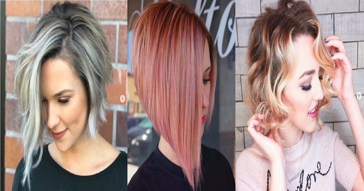 40 Short Hairstyles for Fine Hair 2019 - Hairs.London