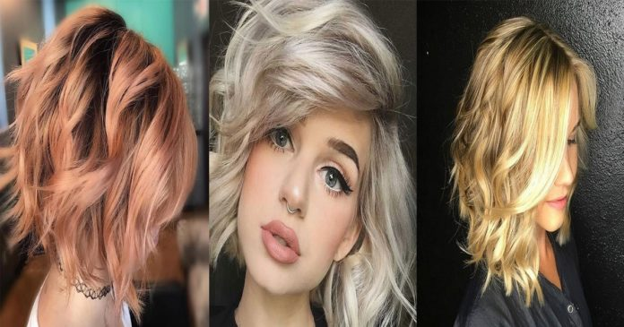 40 Wavy Bob Hairstyles 2019 That Look Gorgeous And Stunning