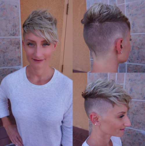 40 Short Hairstyles for Fine Hair 2017 21