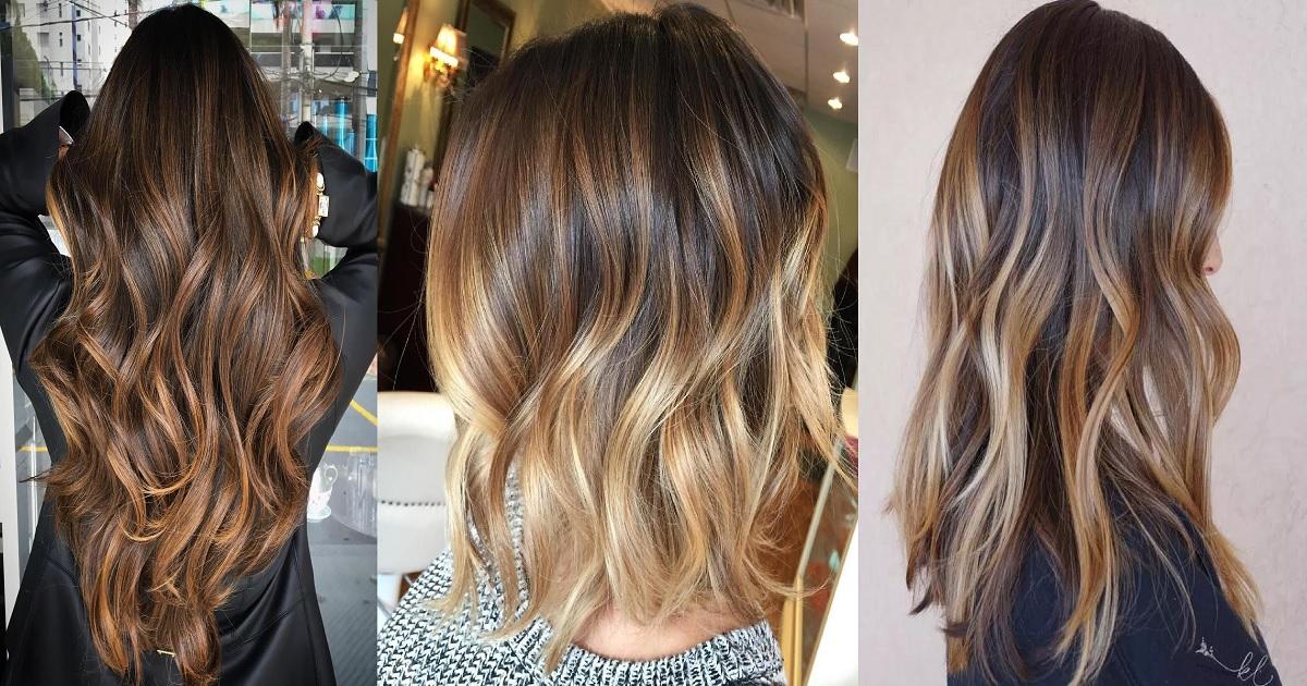 41 Best Balayage Hair Color Ideas 2019 Hairs London