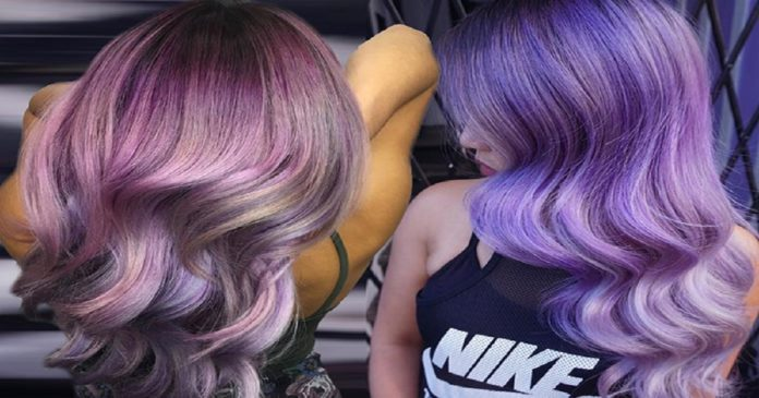 50-Lovely-Purple-Lavender-Hair-Colors-in-Balayage-and-Ombre